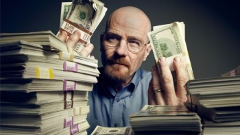 Walter White Heisenberg Manifest Money