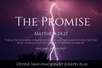 The Promise Matthew 24 27