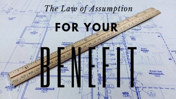 Law of Assumption Blueprint